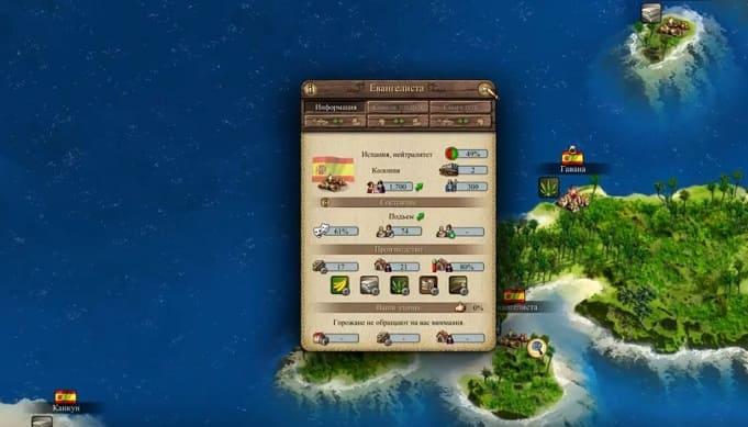 Port Royale 3 Pirates & Merchants - экономическая стратегия