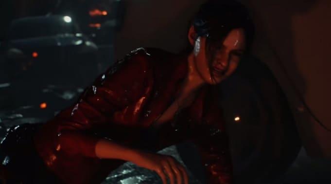 Resident Evil 2 на xbox