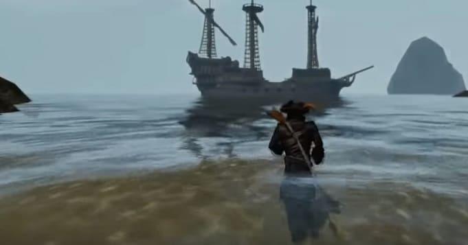 Risen 2 Dark Waters - игра от создателей Готики