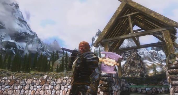 Лучшие моды на оружие в Скайриме