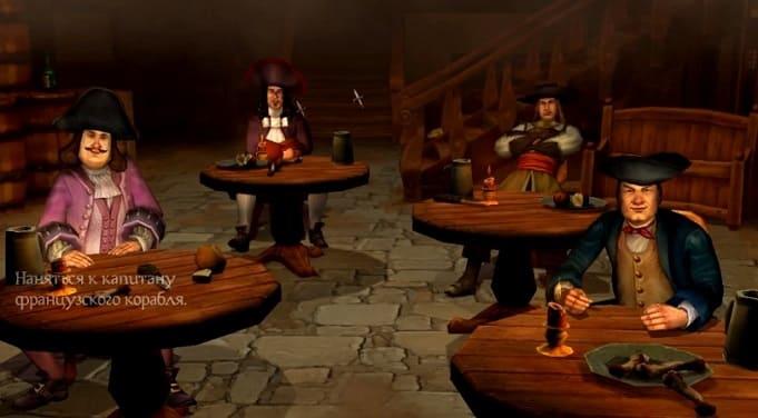 Легендарная игра Sid Meier's Pirates!