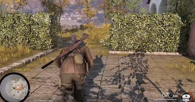 Sniper Elite серия стелс игр на пк