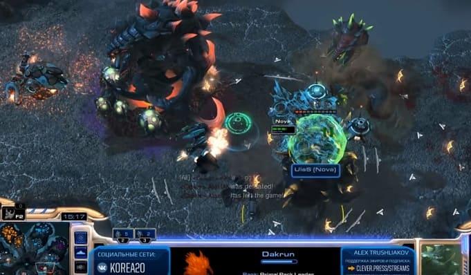 StarCraft II - легендарная rts