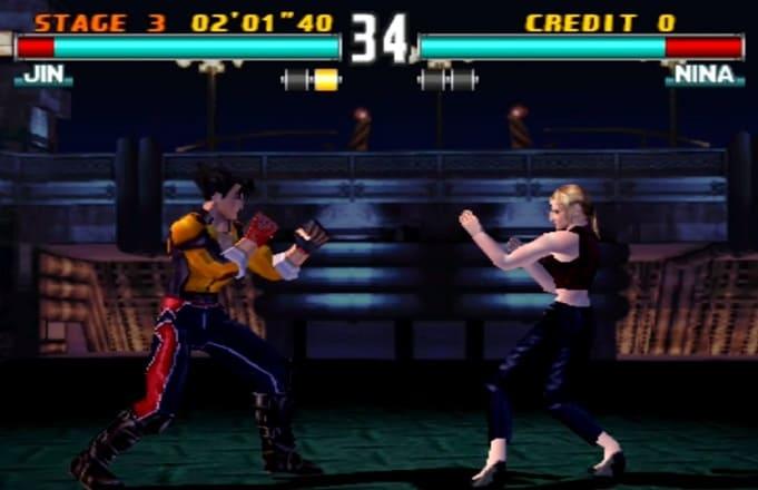 Игры для PS1 лучшие