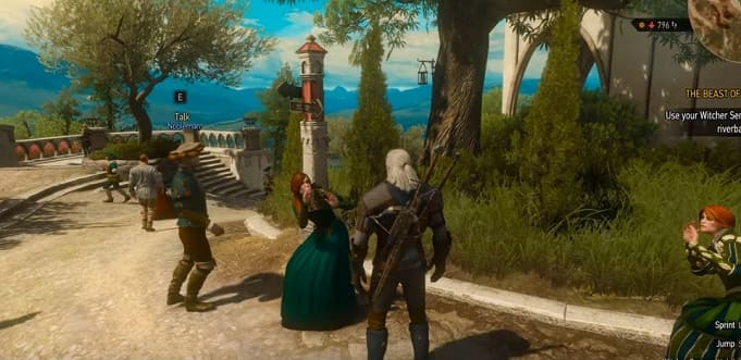 Ведьмак 3 для Xbox One