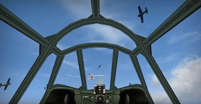 Warbirds - аркада в сеттинге второй мировой войны