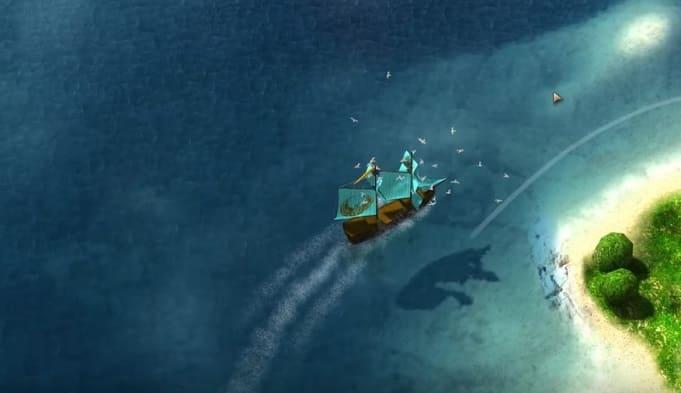 Windward - Rpg с открытым миром на пиратскую тематику