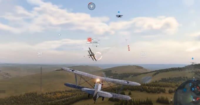 World of Warplanes - игра от создателей world of tanks
