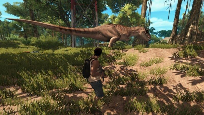 Dinosis Survival про динозавров