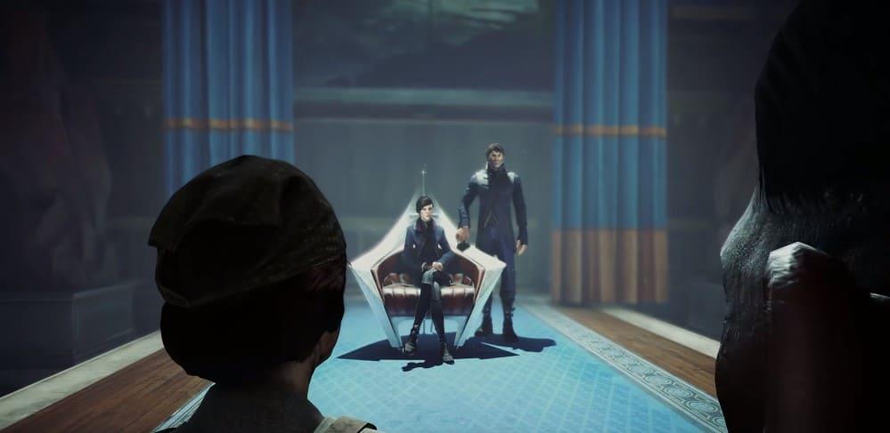 Dishonored 2 - стелс экшн от французской студии Arkane
