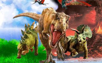 Игры на пк про динозавров