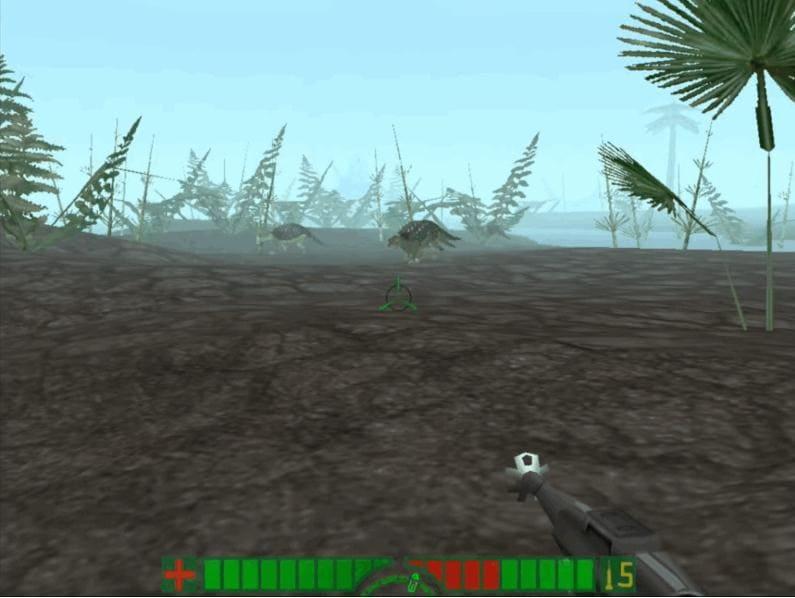 Primal Prey охота на динозавров