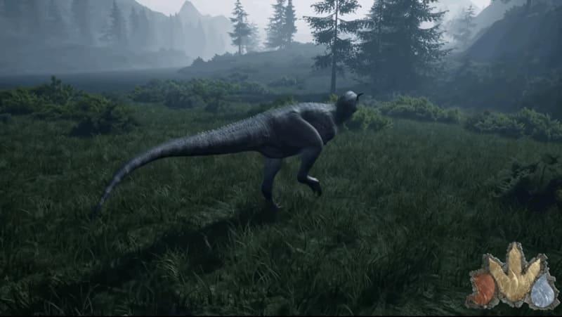 The Isle симулятор выживания динозавра