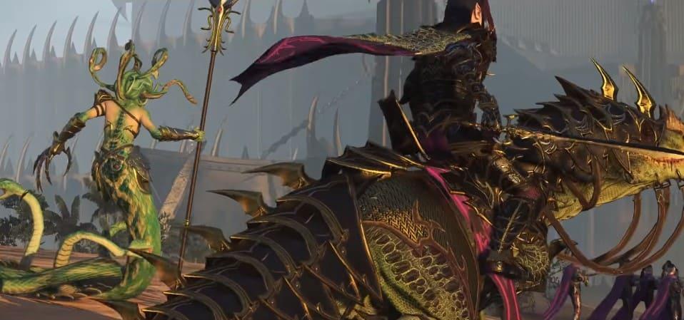 Total War Warhammer - глобальная стратегия от creative assembly