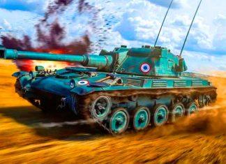 AMX ELC bis World of Tanks