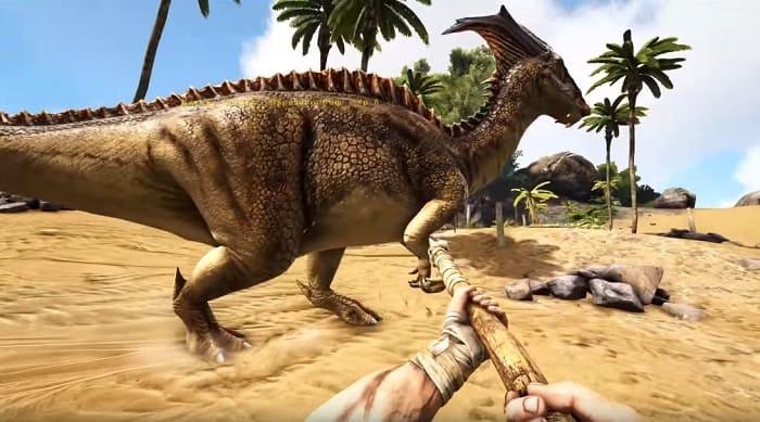 igry na vyzhivanie dlya pk pro dinozavrov