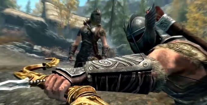 The Elder Scroll's Skyrim