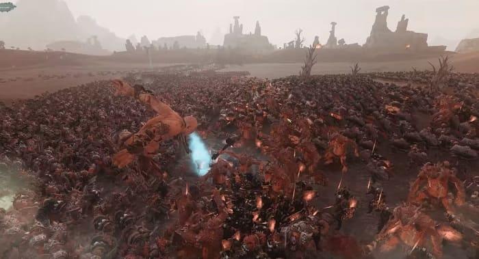 Просто безумие на экране: невероятно огромные сражения в играх при вашем участии