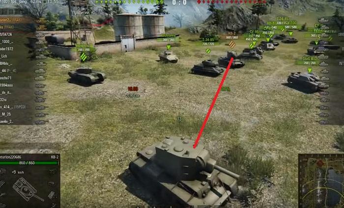 Как правильно использовать тяжелую бронетехнику в World of Tanks?