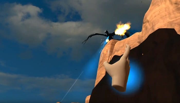 DragonFlight - VR симулятор