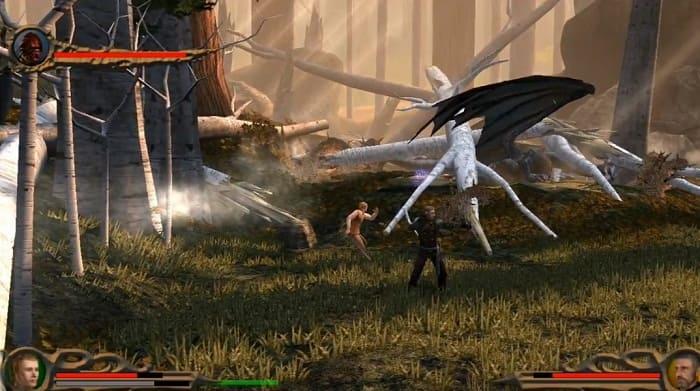 Eragon - экшен про дракона
