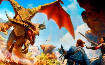 Игры про драконов на ПК