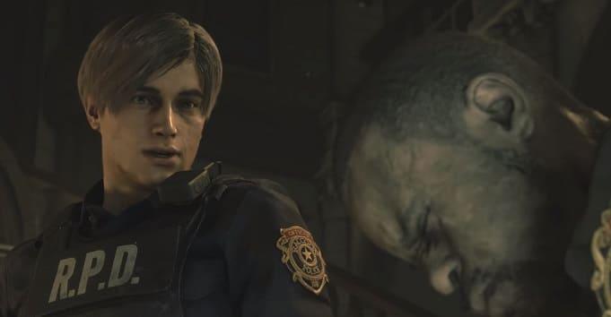 Resident Evil 2 Remake - одна из лучших игр 2019 года, с темными коридорами, но при этом великолепными эффектами и графическими элементами