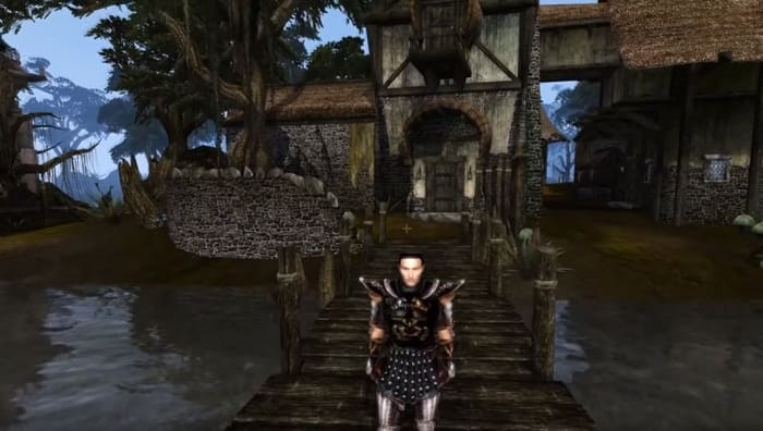 The Elder Scrolls III: Morrowind игры про магию