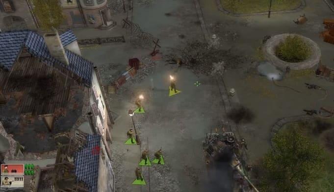 В тылу врага 2 - шикарная тактическая стратегия