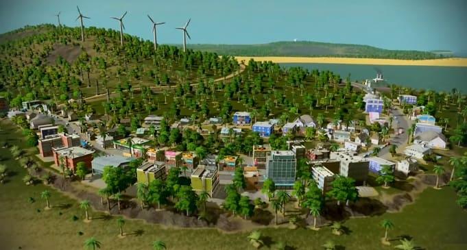 Cities: Skyline tycoon игры на пк