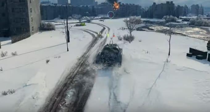 Двухствольная техника в World of Tanks - ИС-2-II. Характеристики и как играть?