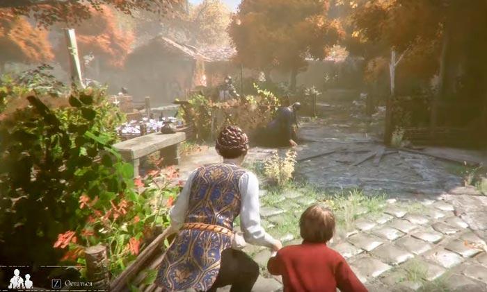 A Plague Tale: Innocence про вирусы и эпидемии игры