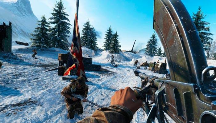 Battlefield V похожие игры на call of duty