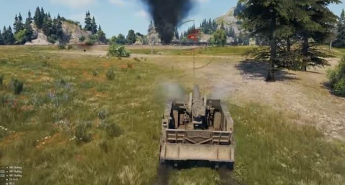 Самоходная артиллерия в World of Tanks. Как правильно играть артой (САУ)?