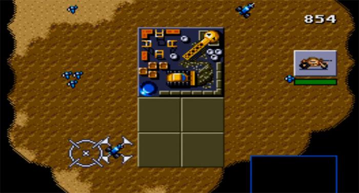DUNE II: BATTLE FOR ARRAKIS (1992) - Игры серии Dune