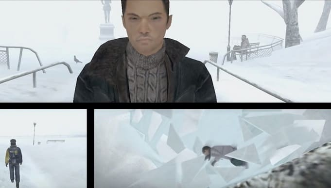 Fahrenheit - неплохая игра от quantic dream