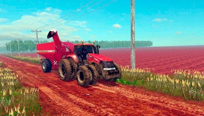 Farming Simulator - игры про бизнес на пк