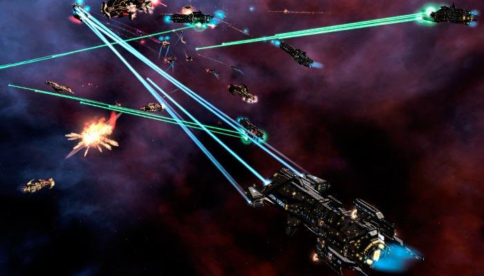 Galactic Civilizations пошаговые стратегии