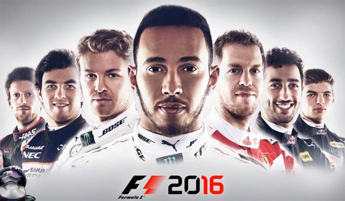 F1 2016 - ТОП 24 лучших гоночных игр, симуляторов гонщика для владельцев ПК