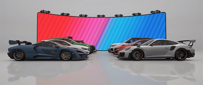 Forza Horizon 4 - ТОП 24 лучших гоночных игр, симуляторов гонщика для владельцев ПК