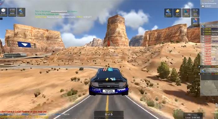 TrackMania 2- ТОП 24 лучших гоночных игр, симуляторов гонщика для владельцев ПК