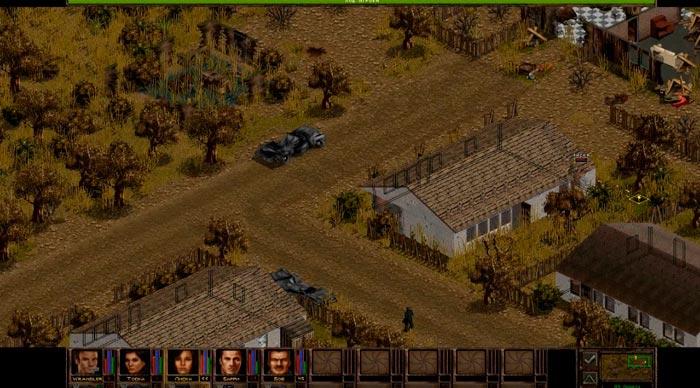 Jagged Alliance игры про наёмников на пк