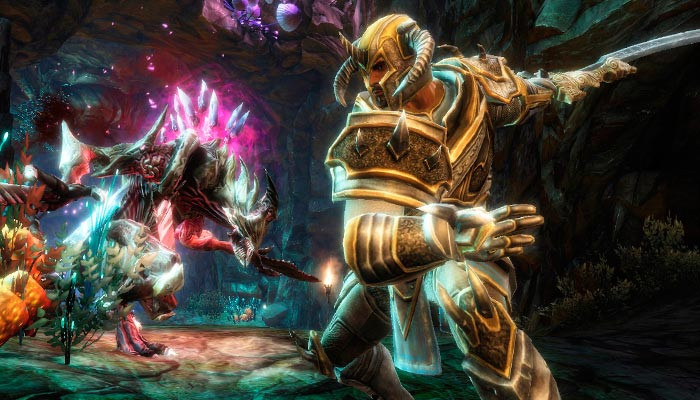 Kingdoms of Amalur Reckoning про рыцарей