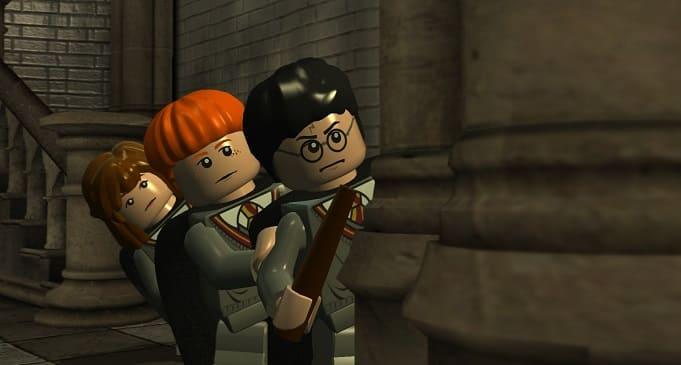 Мальчик, который выжил - все игры про Гарри Поттера