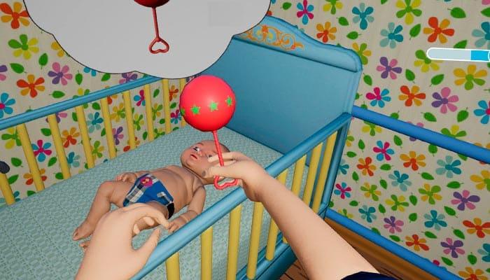 Mother simulator симулятор матери