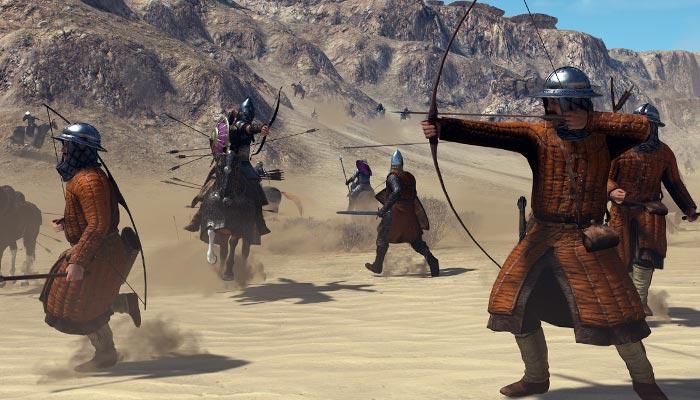 Mount & Blade 2 игра про рыцарей