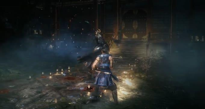 Nioh игры про самураев на пк