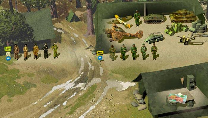 Panzer General пошаговая стратегия