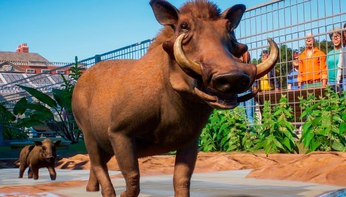 Planet Zoo симулятор жизнь зоопарка