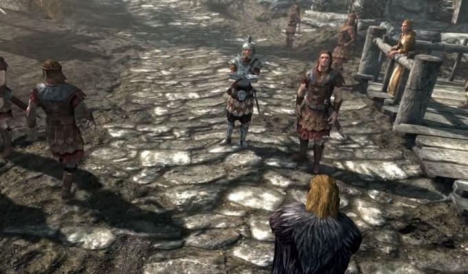 The Elder Scrolls - серия лучших рпг в открытом мире